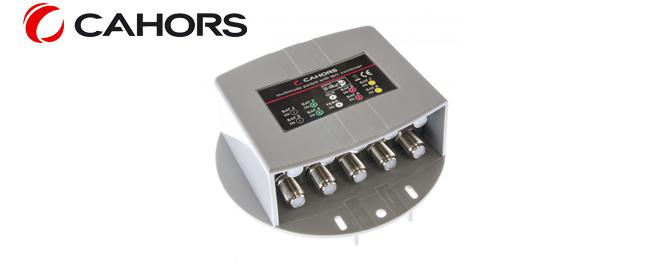 DiSEqC Switch 8 Way DTT Cahors VCOM 801T
