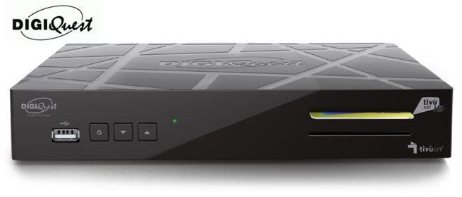 Digiquest 6996 Tivusat TivuON receiver