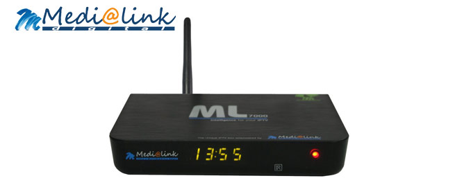 Free view over IP + box Medi@link