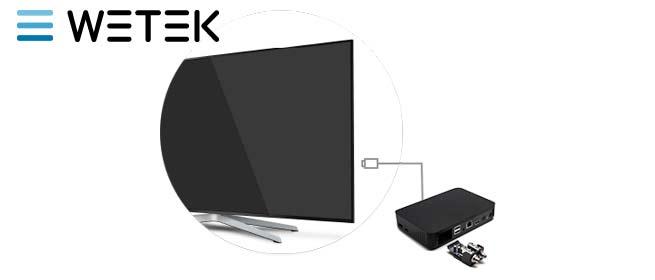 box android tv quad core wetek 2 play dvb t. Black Bedroom Furniture Sets. Home Design Ideas